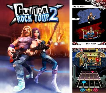In addition to the game Light of Revetation: Dragon Force for mobile phone, you can download mobile game Guitar Rock Tour 2 for free.
