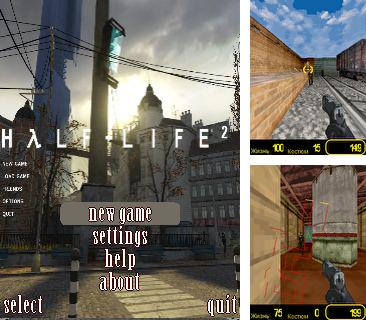 In addition to the game Battle city 2 for mobile phone, you can download mobile game Half-Life 2 for free.