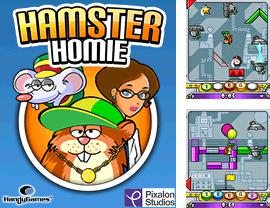 In addition to the game World Poker Tour: Holdem Showdown for mobile phone, you can download mobile game Hamster Homie for free.