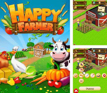 In addition to the game Doodle Jump Halloween for mobile phone, you can download mobile game Happy Farmer for free.