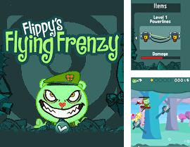 In addition to the game Nokia Racing for mobile phone, you can download mobile game Happy Tree Friends - Flippy's Flying Frenzy for free.
