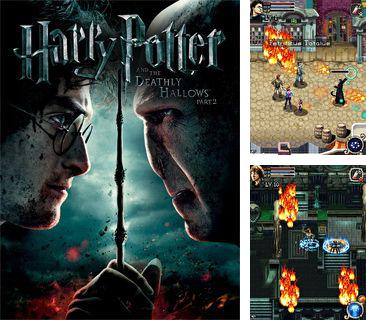 Zusätzlich zum Spiel Es war einmal ein Krieger für Ihr Telefon, können Sie auch Harry Potter und die Heiligtümer des Todes Teil 2, Harry Potter and the Deathly Hallows Part 2 kostenlos herunterladen.