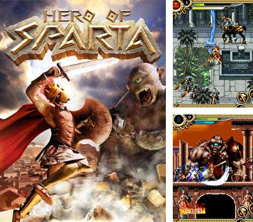 In addition to the game Police car driver for mobile phone, you can download mobile game Hero of Sparta for free.