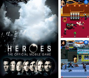 In addition to the game Babe Blocks for mobile phone, you can download mobile game Heroes for free.