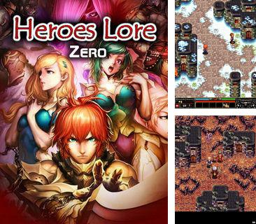 In addition to the game Guitar Hero 5 Mobile for mobile phone, you can download mobile game Heroes Lore: Zero for free.
