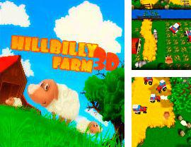 Download free mobile game: HillBilly Farm 3D - download free games for mobile phone.