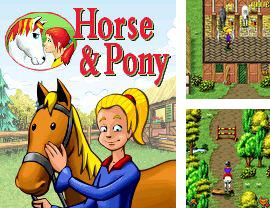In addition to the game Mobi Table Tennis for mobile phone, you can download mobile game Horse & Pony - My Stud Farm for free.