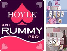In addition to the game Terraria mobile for mobile phone, you can download mobile game Hoyle Rummy 4 in 1 Pro for free.