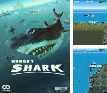In addition to the game Ca Lon Ca Be for mobile phone, you can download mobile game Hungry Shark for free.