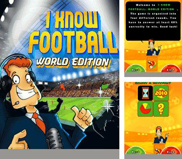 Download free mobile game: I Know Football World Edition - download free games for mobile phone.