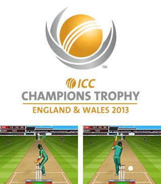 In addition to the game Garfield's Day Out for mobile phone, you can download mobile game ICC Champions Trophy 2013 for free.