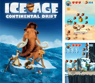 In addition to the game Rough driving for mobile phone, you can download mobile game Ice Age 4: Continental Drift for free.