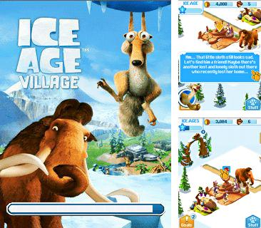 Download free mobile game: Ice age village - download free games for mobile phone.