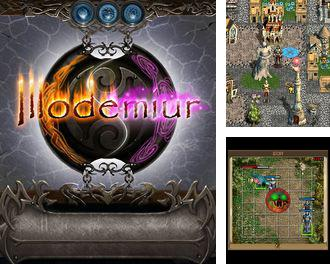 Download free mobile game: Illodemiur - download free games for mobile phone.