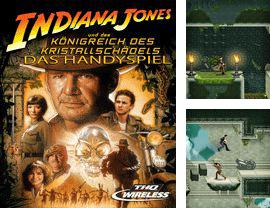 In addition to the game Knocker Hentai for mobile phone, you can download mobile game Indiana Jones and the Kingdom of the Crystal skull for free.