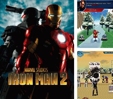 In addition to the game Robo Theft for mobile phone, you can download mobile game Iron Man 2 for free.