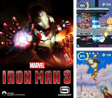 In addition to the game Bublex Alien Pop for mobile phone, you can download mobile game Iron Man 3 for free.