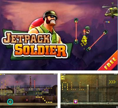 In addition to the game Sехy Factor for mobile phone, you can download mobile game JetPack soldier for free.