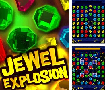 In addition to the game Spider-man for mobile phone, you can download mobile game Jewel Explosion for free.
