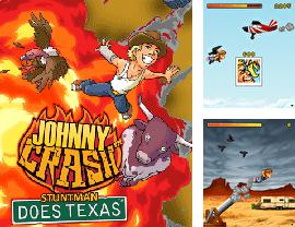 In addition to the game Mr. 420 for mobile phone, you can download mobile game Johny Crash Does Texas for free.
