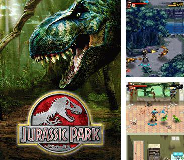 In addition to the game Gem Jam for mobile phone, you can download mobile game Jurassic Park for free.