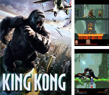 In addition to the game Bookworm for mobile phone, you can download mobile game King Kong for free.