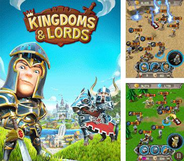 In addition to the game Moto car racing for mobile phone, you can download mobile game Kingdoms & Lords for free.
