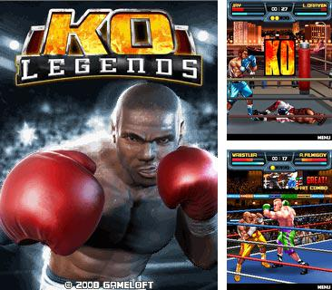 In addition to the game Pirates of the Caribbean. Poker. for mobile phone, you can download mobile game KO Legends for free.