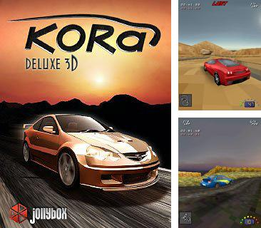 In addition to the game Digger for mobile phone, you can download mobile game KORa Deluxe 3D for free.
