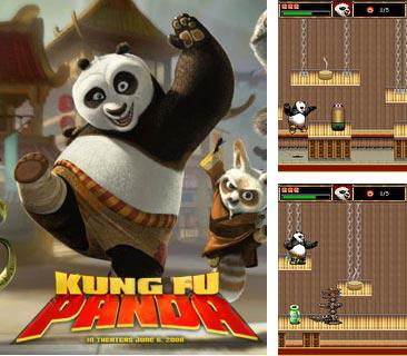 In addition to the game Bikini bubbles for mobile phone, you can download mobile game Kung Fu Panda for free.