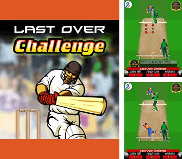 In addition to the game Sеxy Darts for mobile phone, you can download mobile game Last over challenge for free.