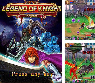 In addition to Legend of knight: Ranger for Samsung C3312 Duos, you can download other free Java games