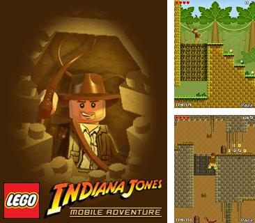 In addition to the game Babe Rally for mobile phone, you can download mobile game Lego Indiana Jones Mobile Adventure for free.