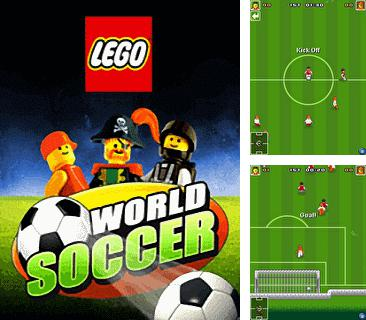 Download free mobile game: LEGO World Soccer - download free games for mobile phone.