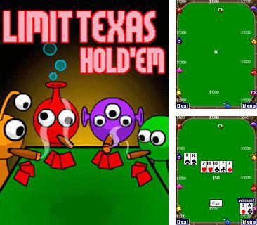 Download free mobile game: Limit Texas Holdem - download free games for mobile phone.