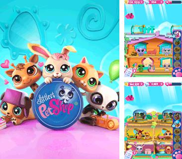 In addition to the game Tom and Jerry Pinball Pursuit for mobile phone, you can download mobile game Littlest Pet Shop for free.
