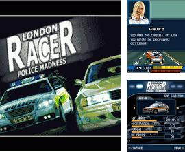 In addition to the game Naomi: Oral office for mobile phone, you can download mobile game London Racer Police Madness for free.