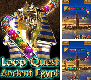 In addition to the game Julia channel exposed for mobile phone, you can download mobile game Loop Quest: Ancient Egypt for free.