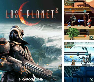 In addition to the game Garden Battle Hall for mobile phone, you can download mobile game Lost Planet 2 for free.
