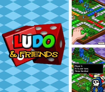 In addition to the game FIFA 14 for mobile phone, you can download mobile game Ludo Parchis & Friends for free.