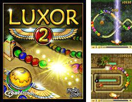 In addition to the game Sехy Manga Poker for mobile phone, you can download mobile game Luxor 2 for free.