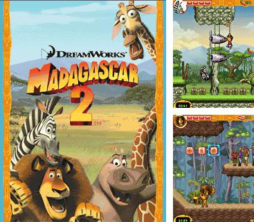 En plus du jeu Manie de tubes 2 pour votre téléphone, vous pouvez télécharger gratuitement Madagascar 2: L'Escapade en Afrique, Madagascar 2: Escape to Africa.