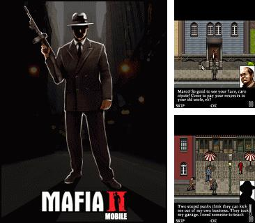 In addition to the game Arcade Sidegolf for mobile phone, you can download mobile game Mafia II Mobile 2 for free.