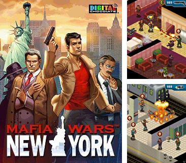 In addition to the game Paper car race for mobile phone, you can download mobile game Mafia Wars™ New York for free.