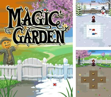 In addition to the game Sea Battle for mobile phone, you can download mobile game Magic Garden for free.