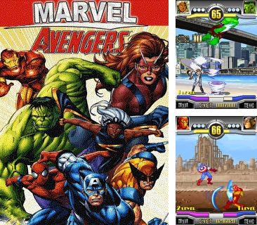 In addition to the game Arkanoid: Reloaded for mobile phone, you can download mobile game Marvel Avengers for free.