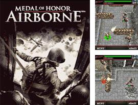 In addition to the game Pro Moto Racing for mobile phone, you can download mobile game Medal of Honor Airborne 3D for free.
