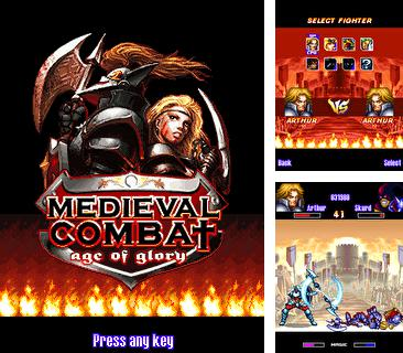 Download free mobile game: Medieval Combat: Age of Glory - download free games for mobile phone.