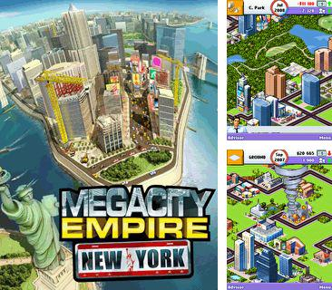 In addition to the game Dark God of War for mobile phone, you can download mobile game Megacity Empire: New York for free.