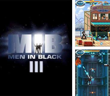 In addition to the game Age of rock: The puzzle quest for mobile phone, you can download mobile game Men in black 3 for free.
